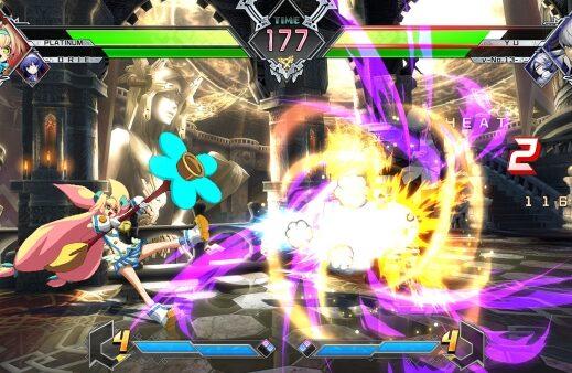 Nuove immagini per BlazBlue Cross Tag Battle