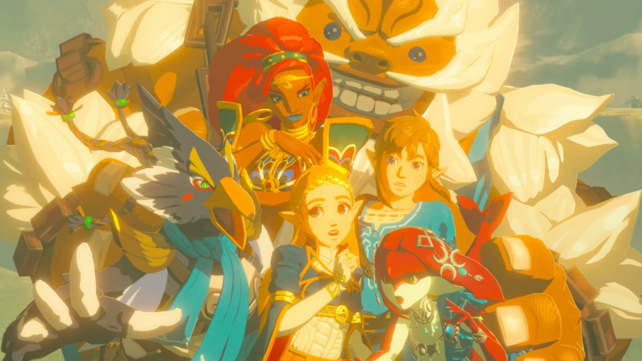 Breath of the Wild Champions Hyrule