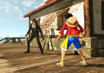 Ulteriori screenshots per One Piece World Seeker