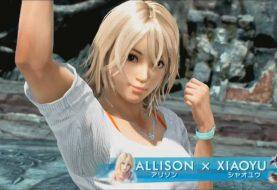 Crossover con Summer Lesson per Tekken 7 Arcade