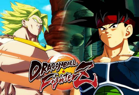 Broly e Bordack portano altra distruzione in Dragon Ball FighterZ