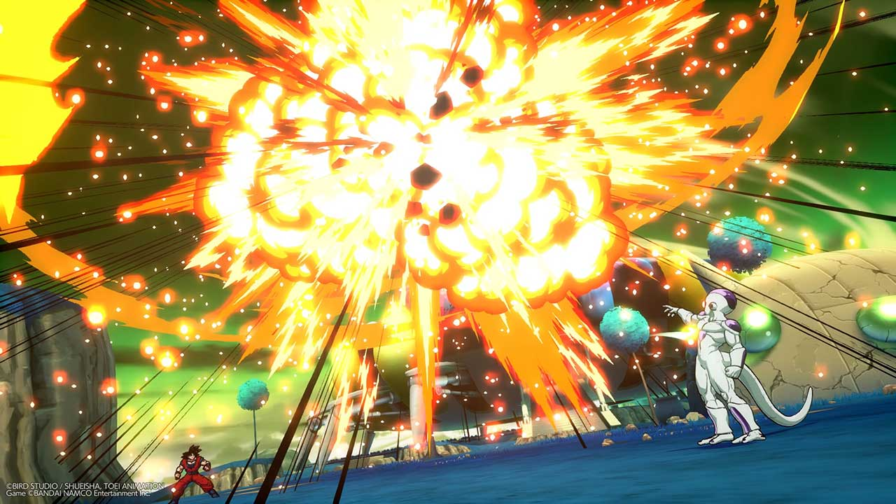 Broly torna a mostrarsi nel nuovo trailer di Dragon Ball FighterZ
