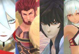 Nuovi personaggi mostrati in trailer in Fate/Extella Link