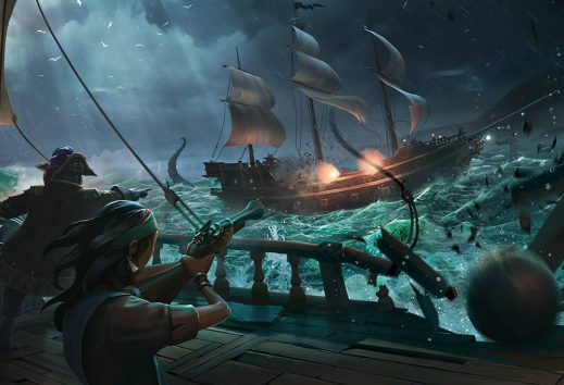 X018: Annunciato Sea of Thieves The Arena