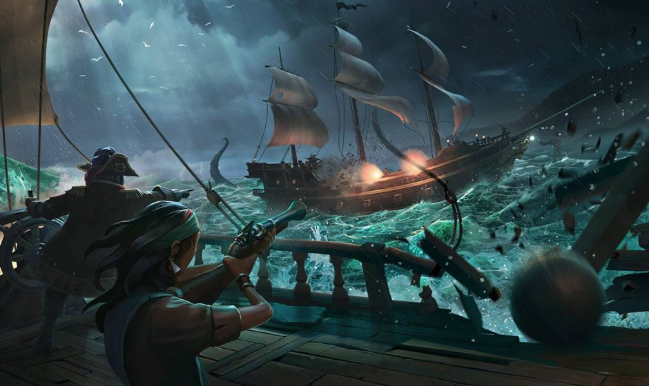 Sea of Thieves due DLC in arrivo