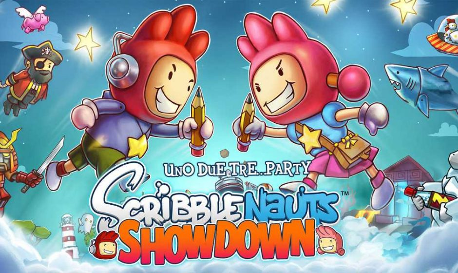 Lista trofei di Scribblenauts Showdown