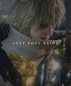 Cover Lost Soul Aside