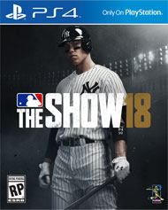 Cover MLB The Show 18