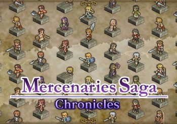 Mercenaries Saga Chronicles - Recensione
