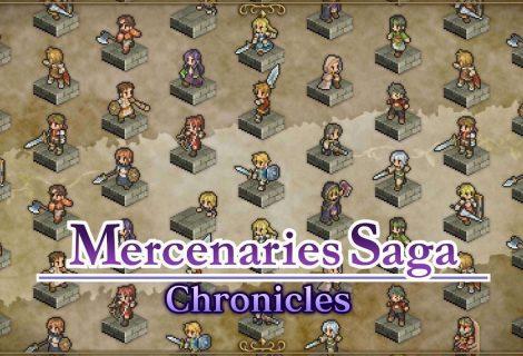 Mercenaries Saga Chronicles - Recensione