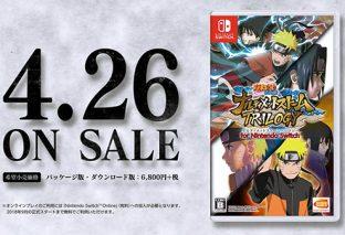 Il trailer della trilogia Naruto Ultimate Ninja Storm su Switch
