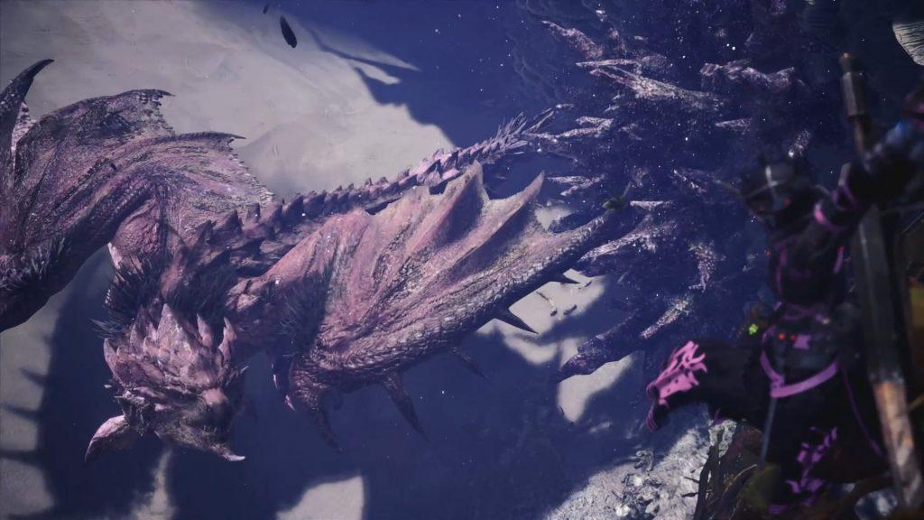 Monster Hunter World Corone Altopiani Corallini