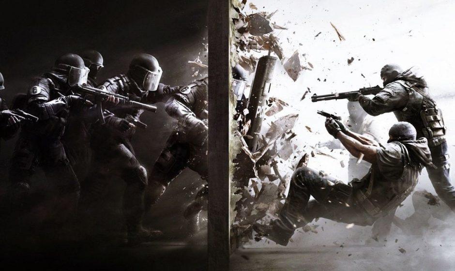 Rainbow Six Siege e l'aggiornamento per PS5
