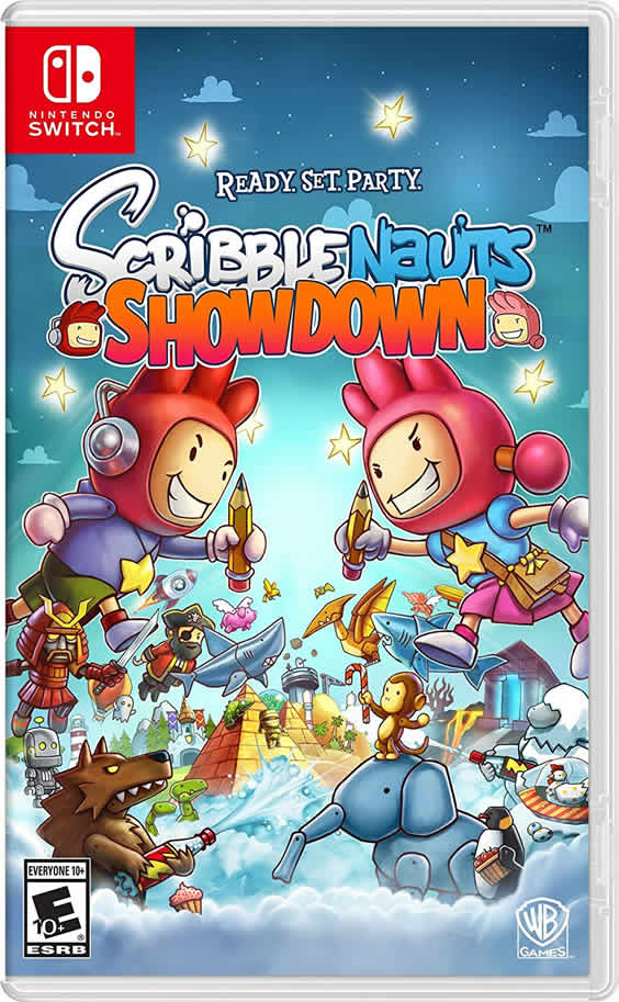 Cover Scribblenauts Showdown