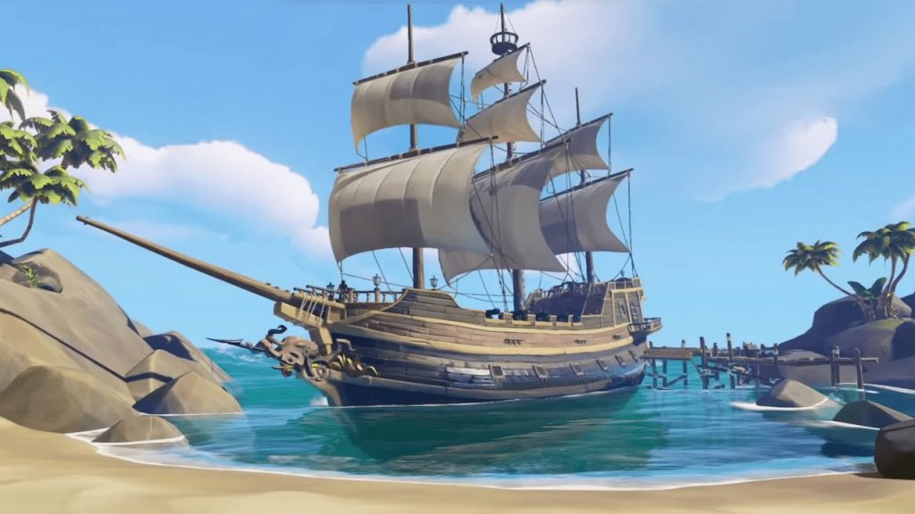 Sea of Thieves bugfix