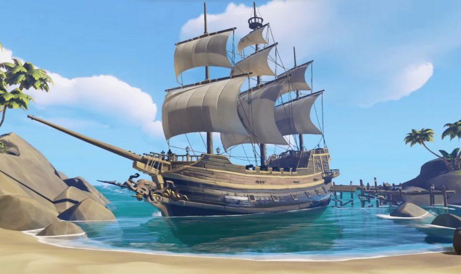 Sea of Thieves: il supporto non finirà a breve