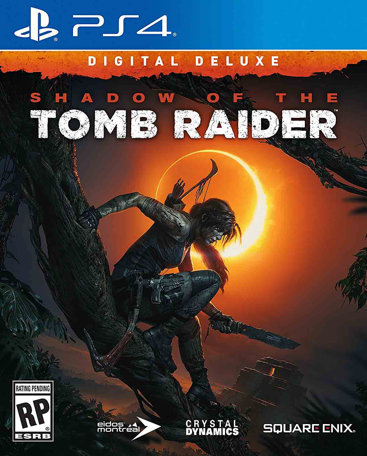 Cover Shadow of the Tomb Raider