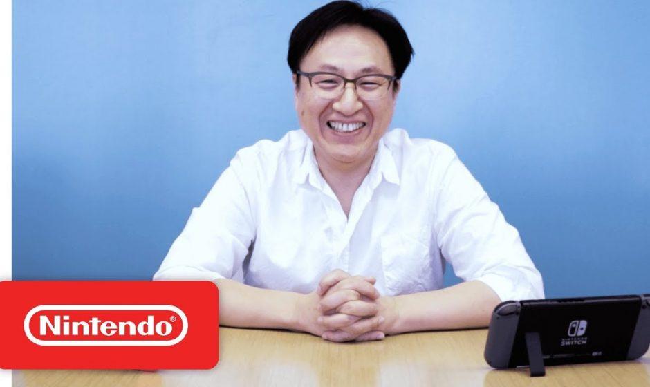 Nintendo festeggia con un video l'anniversario dell'uscita di Switch