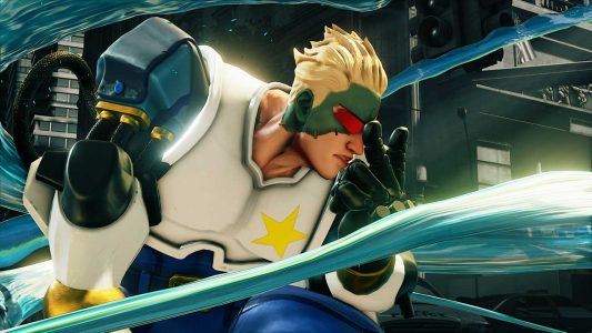 Street Fighter V Nash Captain Commando screenshot3