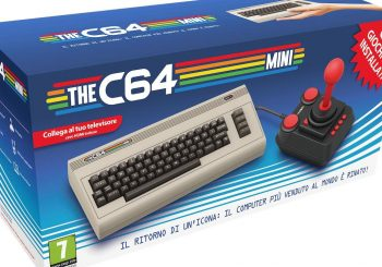 THEC64 MINI, ora possibile aggiungere giochi e programmi