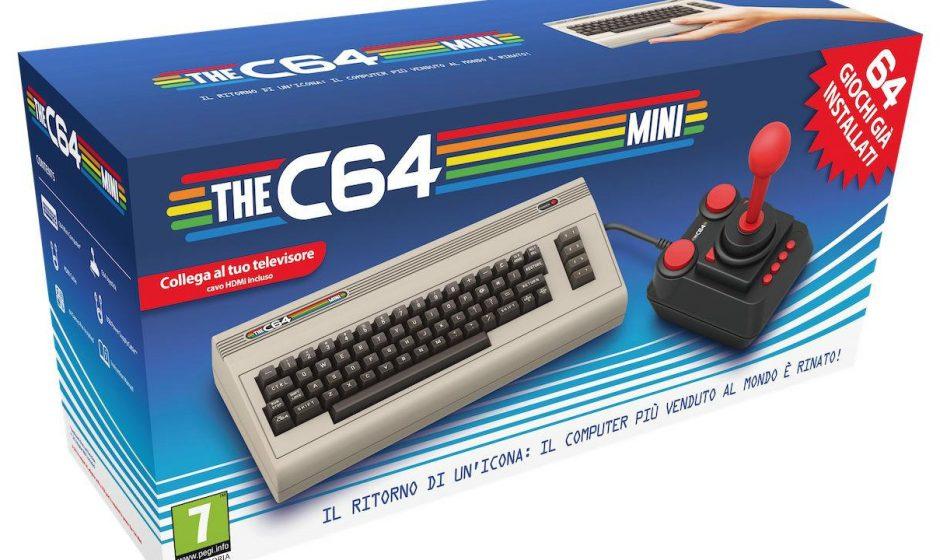 THEC64 Mini - Provato