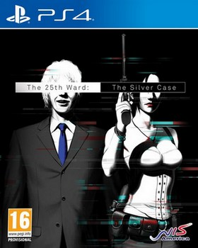 Cover The 25th Ward: The Silver Case