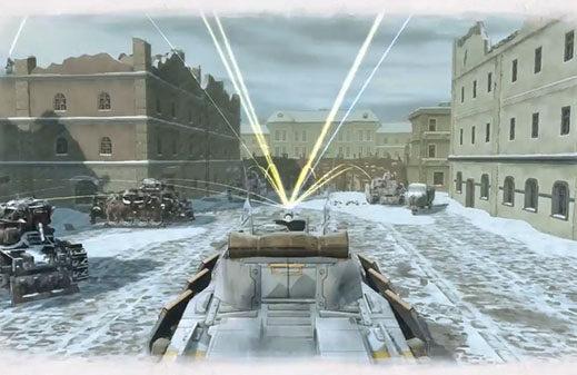 Un trailer mostra il Battle System di Valkyria Chronicles 4