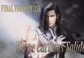Vayne è il nuovo personaggio di Dissidia Final Fantasy NT