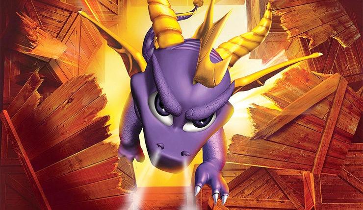 Trovata la demo di Spyro nella N. Sane Trilogy