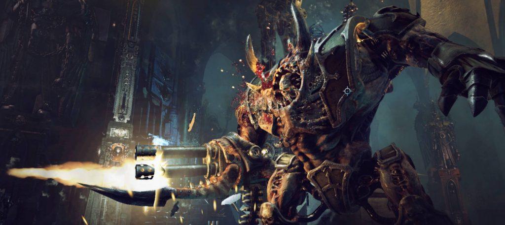 Warhammer 40000 Inquisitor - Martyr