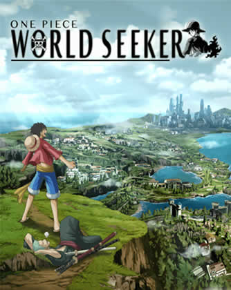 Cover One Piece: World Seeker