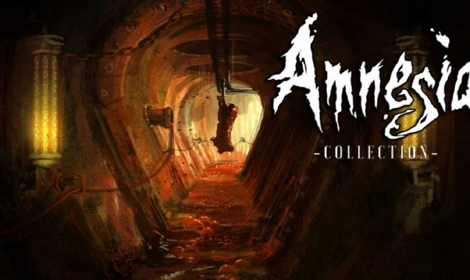 Amnesia Collection è gratis su Steam per un tempo limitato