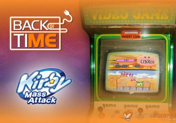 Back in Time - Kirby: Mass Attack