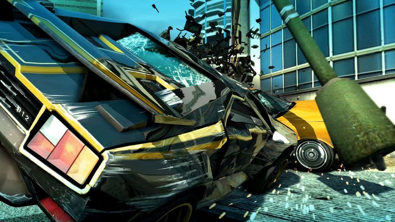 Nuovo trailer per Burnout Paradise Remastered