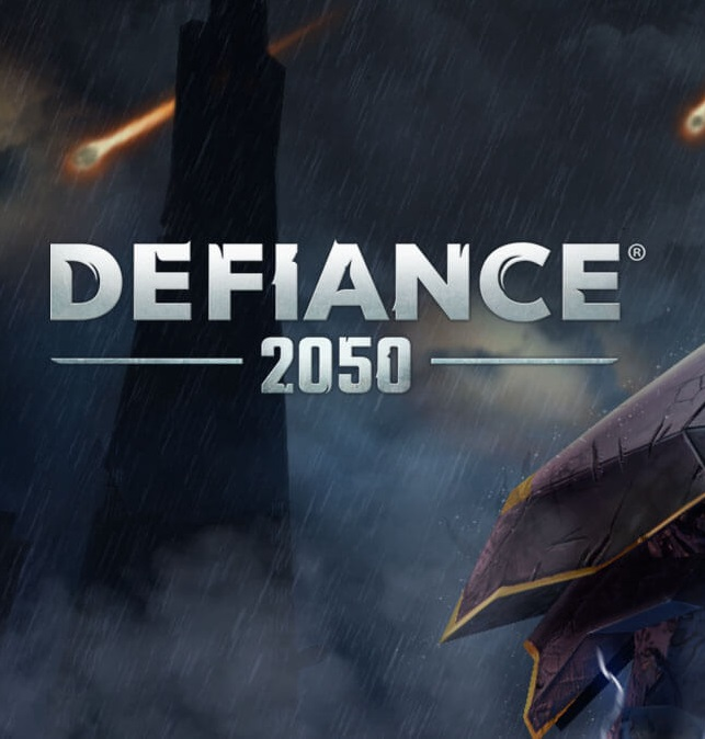 Cover Defiance 2050
