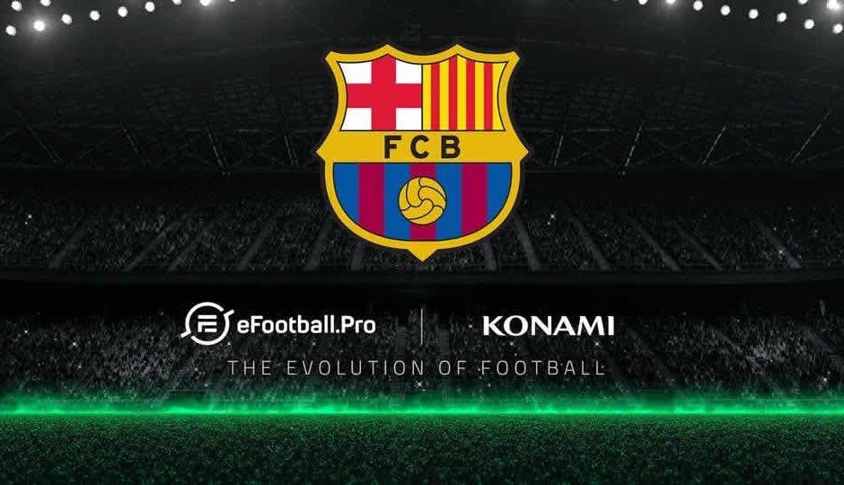FC Barcelona, prende parte al campionatoeFootball.Pro