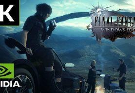 Final Fantasy XV e Denuvo 5.0