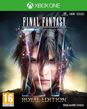 Cover Final Fantasy XV Royal Edition