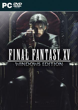 Cover Final Fantasy XV: Windows Edition