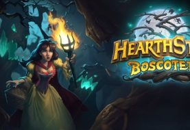 Hearthstone: Boscotetro disponibile da oggi
