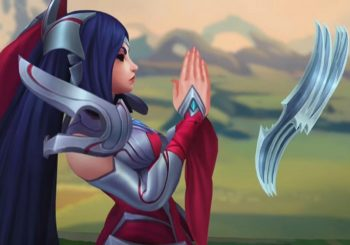 League of Legends: gameplay trailer della nuova Irelia