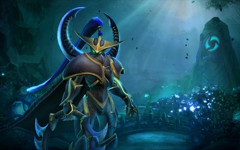 Heroes of the Storm: Build fisica per Maiev