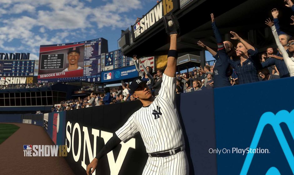 MLB The Show 18 - Recensione
