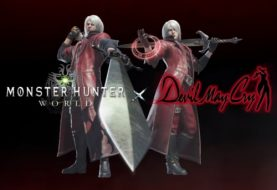 Monster Hunter World: collaborazione con Devil May Cry