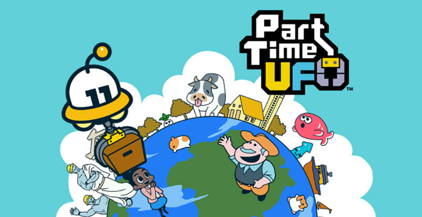 Part Time UFO HAL Laboratory