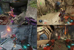 Quake Champions: aggiornamento di marzo