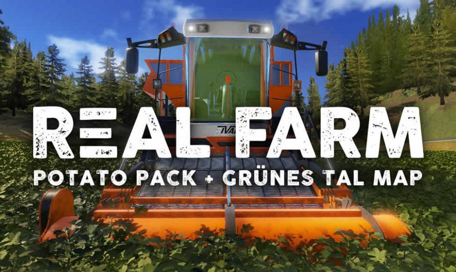 REAL FARM DLC disponibili