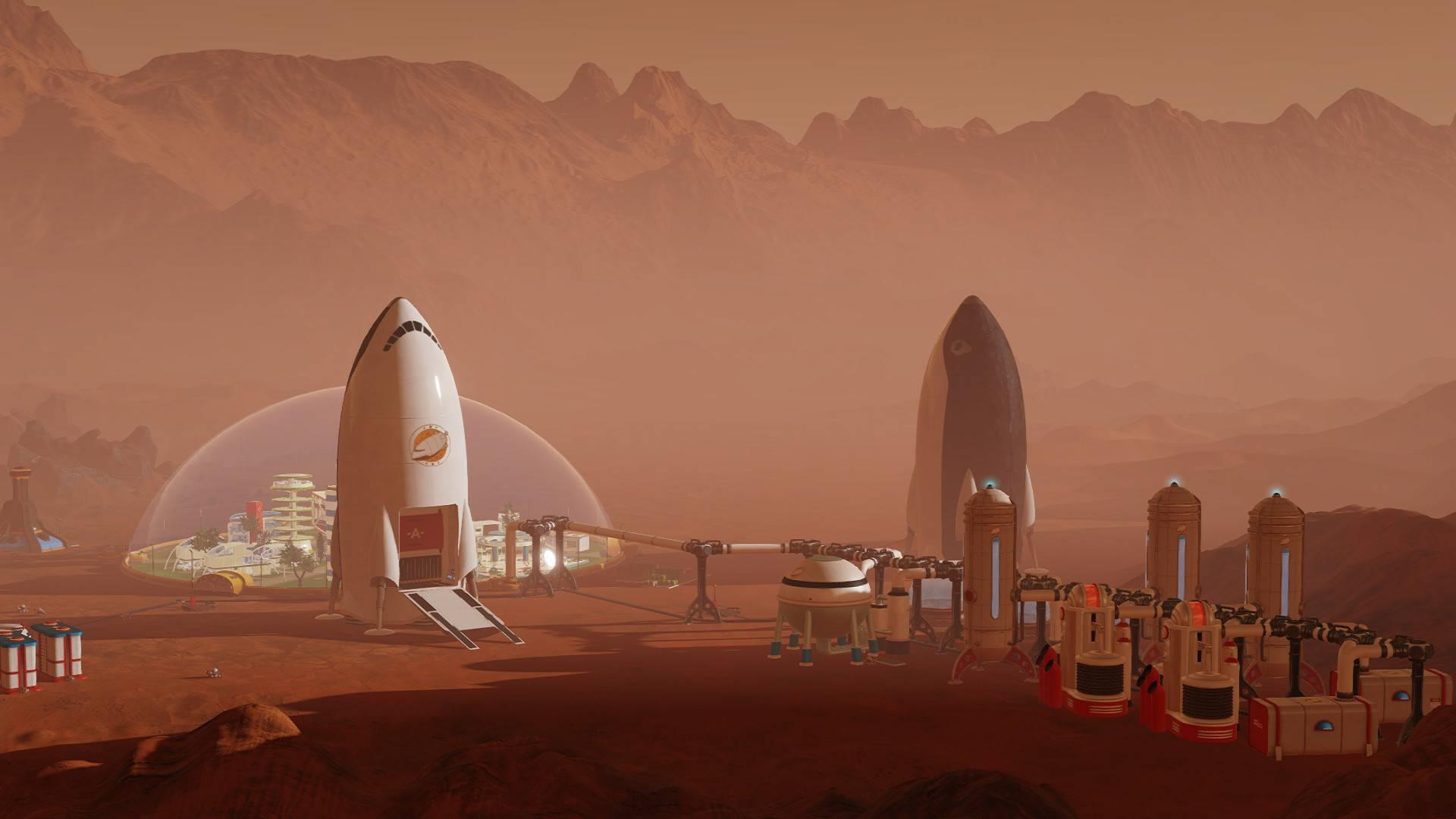 Surviving Mars – Recensione
