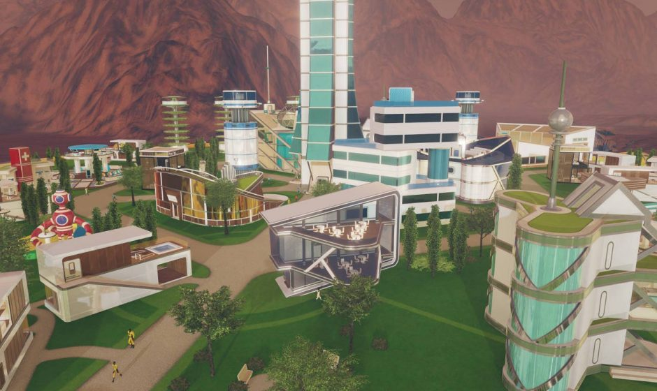Surviving Mars disponibile da oggi