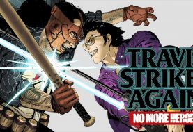 Un lungo video gameplay per Travis Strikes Again: No More Heroes